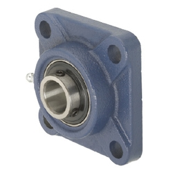 Pillow Block Units - Economy, Cast Housing, Flanged