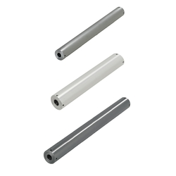 Pipe Rollers - Straight, with Set Screw Holes, Core Only