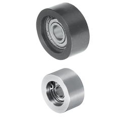 Idler Pulleys - Backside Tension Type
