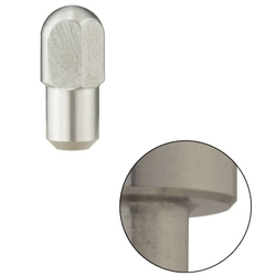 Locating Pins - Hardened Stainless Steel Large Head - Sphere End