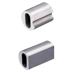 Bushings for Inspection Jigs - Oval Shape Bore, Straight