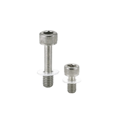 Cover Bolts - Socket Head Cap Type with Washer