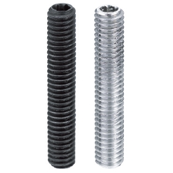Configurable Length Threaded Rods - with Hex Sockets