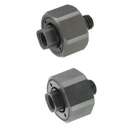 Floating Connectors - Extra Short Threaded Stud Mount
