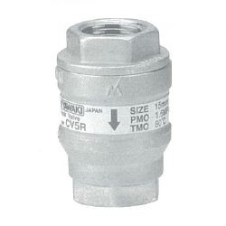 Check Valve (Inline Check) [for water, Hot water] CV5R Type