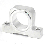 Miyoshi Block Bearing Holder, URA Type (Press Fit)
