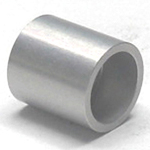 Round Pipe Joint, Same-Diameter Hole, Short Dowel