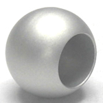 Round Pipe Joint, Same-Diameter Hole, Decorative Ball