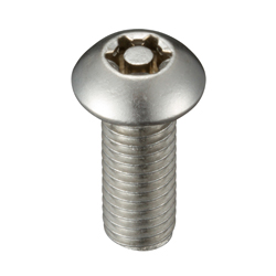 Button Bolt with Hexalobular Hole (with Pin), SRBS