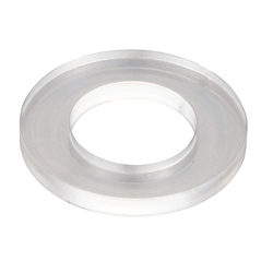 PC (Polycarbonate)/Washer, Transparent