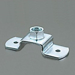 Suspended Piping Bracket, Screw-in T-Shaped Legs