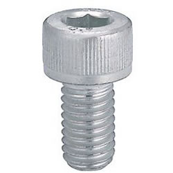 Bargain Hex Socket Head Cap Screw (Cap Bolt) - Bright Chromate/Package Sale -