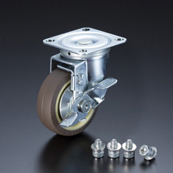 Free-Swivel Caster (With Stopper)