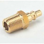 Q.D.C. 101 Series Nipple Male Thread Type 101N4-M