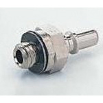 Q.D.C. 103 Series Nipple Connector Type 103N-M