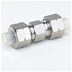 Quick Seal Series Insert Type (Stainless Steel) Union Connector (Inch Size)