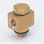Bamboo Fitting Series Barb Type Universal Elbow Block