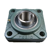 Square Flanged Unit With Cast Iron Spigot