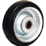 Rubber Wheel Bearing Included