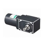 Induction Motor KII Series Orthogonal Axis Geared Hollow/Solid Shaft