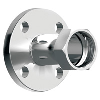 Nut Flange Adapter Straight (Large)