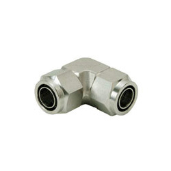 Corrosion Resistance SUS316 Fastening Fittings Union Elbow