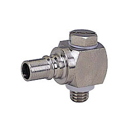 Light Coupling E3-E7-Series Plug Universal Elbow Type