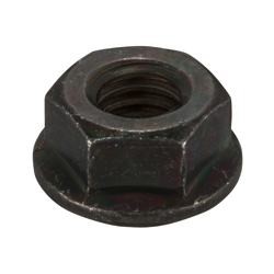 Flanged Nut without Serrations, Right Screw
