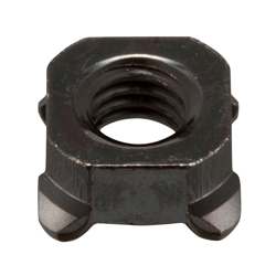 Square Weld Nut (Welded Nut), without Pilot, Protruding Type (1D Type)