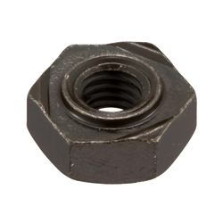 Hex Weld Nut (Welded Nut), with Pilot (1A Type)