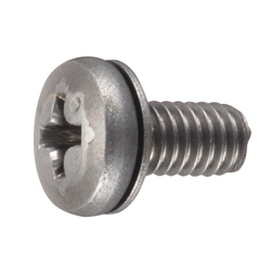 Phillips Head Binding Screw PK-1 (Small Flat W)