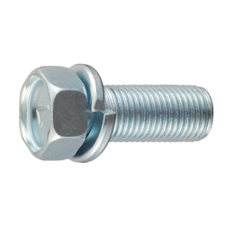 7-Mark Small Hex Upset Screw, P=2 (SW) Fine