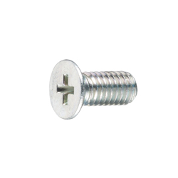 No.0 Type 3, Phillips Low Flat Head Screws