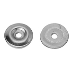 Bondwell Washer for Plates, Gray Rubber