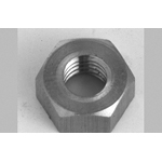 Hex Nut Coarse, Old JIS Standard, Milled