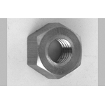 Hex Nut Class 1, Old JIS Standard,  Milled