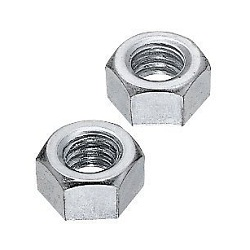 Hex Nuts (Machine Screw Nut) - Inch Size
