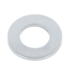 Flat Washer (Com), Inch Size