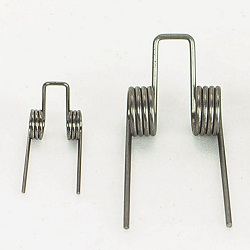 Double Torsion Spring