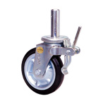Freely Swiveling Caster for Scaffolding, SC