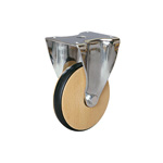 Wood Wheel Caster LGH