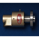 Pressure Rotary Joint Pearl Rotary Joint RXH2100 (Single Direction Flange-Mounted Type) RXH2125
