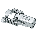 Stainless Steel Catch Clip with Key C-1007-22