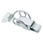 Stainless Steel, Spring Snap Lock C-1148
