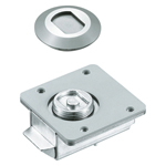 Stainless Steel Waterproof Hatch Lock, C-1415