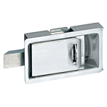Stainless Steel Flush Latch, C-1204
