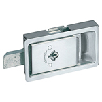 Stainless Steel Flush Latch, C-1205