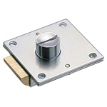 Square Push-Button Lock C-79