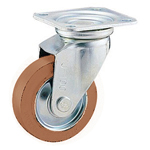 Pressed Large Swivel Caster, without Stopper, K-52