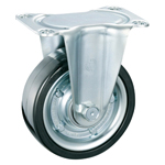 Fixed Casters for Heavy Loads without Stopper, K-600HB